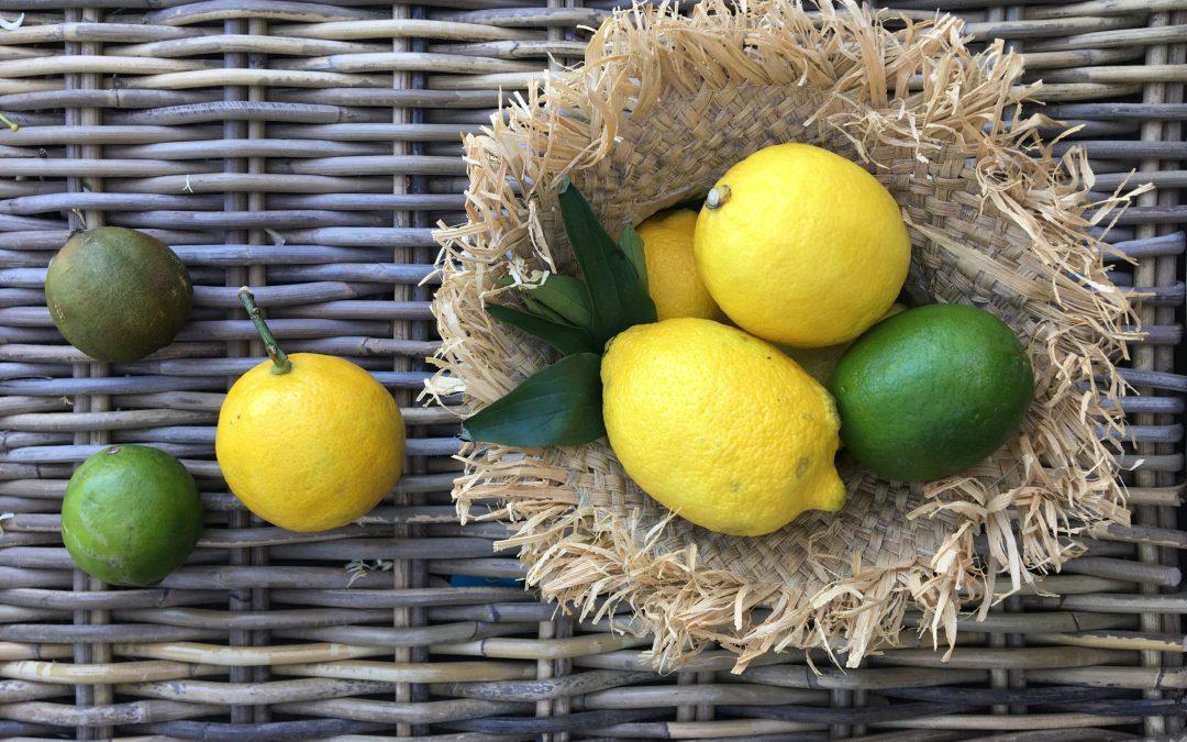 Le citron !